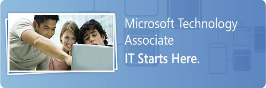 50% Off Microsoft Technology Associate (MTA) Training – 4weeks's cover photo