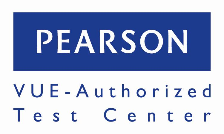 We are a Pearson VUE Authorised Test Centre